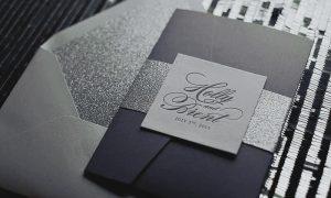 Einladungskarten Silberhochzeit Vorlagen Word 1