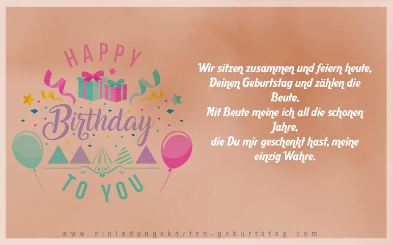 Geburtstagswünsche Für Frauen