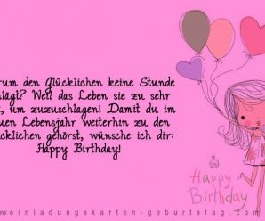 Geburtstagswünsche kostenlos whatsapp