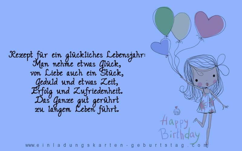 WhatsApp Geburtstagsgrüße Kostenlos Bilder