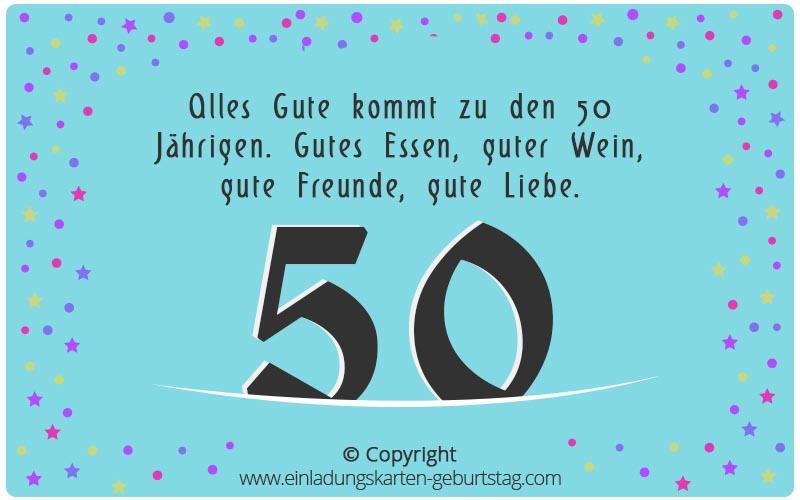 Lustige Bilder zum 50. Geburtstag eines Mannes