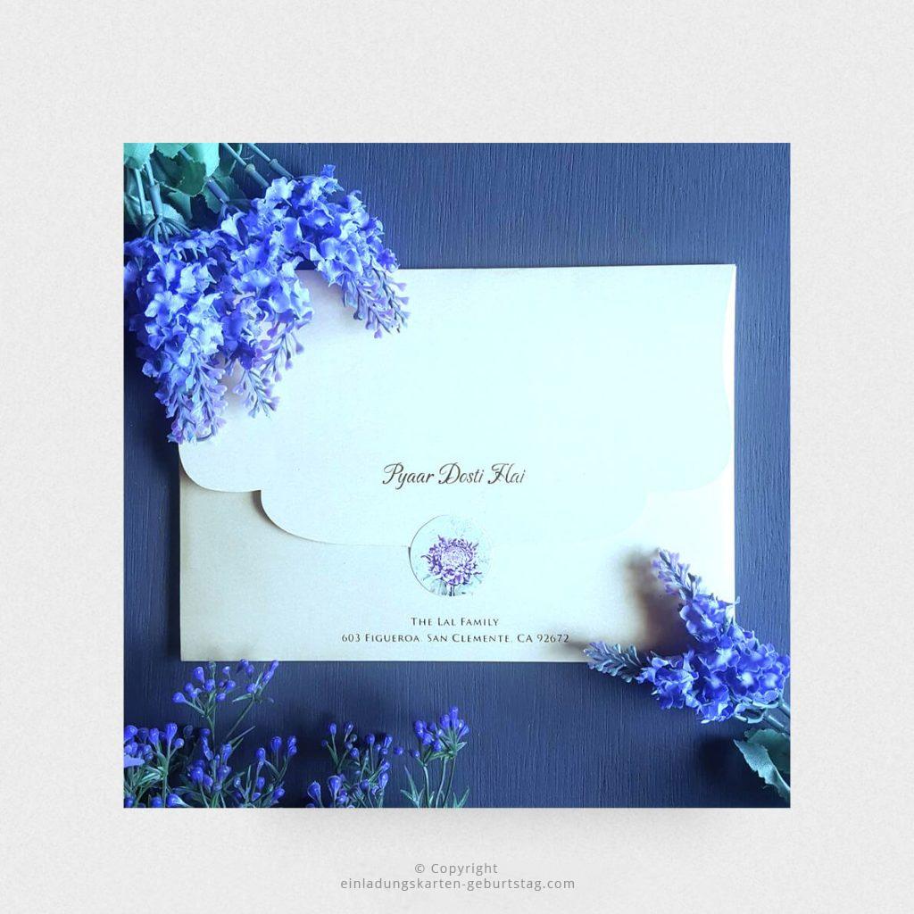 Blanko Einladungskarten Hochzeit