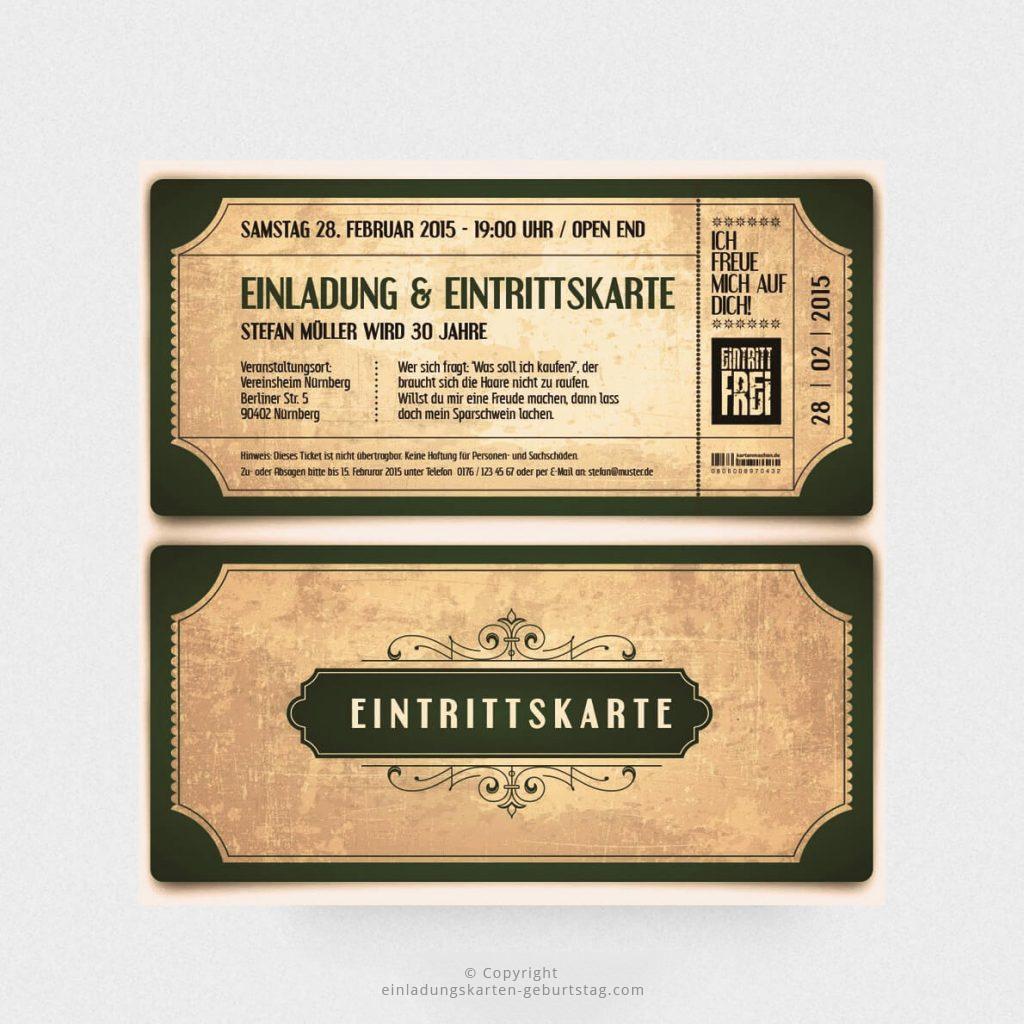 Einladung Blanko Bewundernswert Einladungskarten
