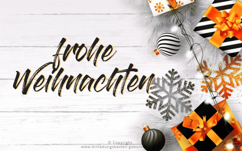 Frohe Weihnachten 5